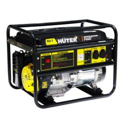 Портативный бензогенератор HUTER DY8000L / 64/1/33